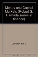 Money and Capital Markets Hardcover