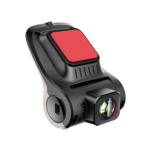 Cámara de Tablero Cámara DVR DAPT Cámara Sub DVR cámara GPS Player Digital Video Night Vision HD 720P Registrador Registrador para Sistema Android