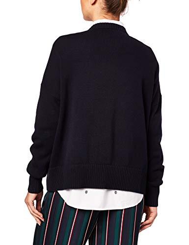 Tommy Hilfiger Women's Sallee Graphic Swtr Sweatshirt