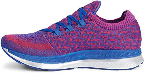 Brooks Womens Bedlam Running Shoes, Aster/Purple/Blue - 4.5 UK