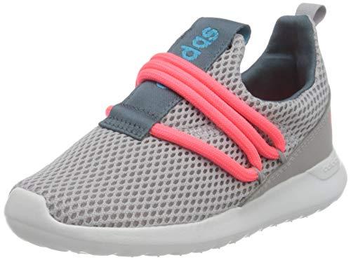 adidas LITE Racer Adapt 3. Running Shoe, GLOGRY/SIGPNK/SIGCYA, 20 EU