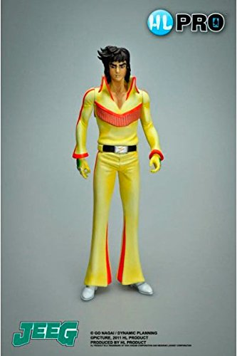 Jeeg Robot Vinyl Figure Hiroshi Shiba Go Nagai High Dream