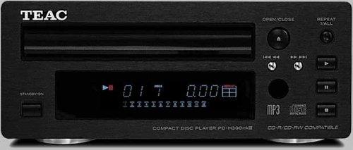 Teac PD H 300 MK III CD-Player schwarz