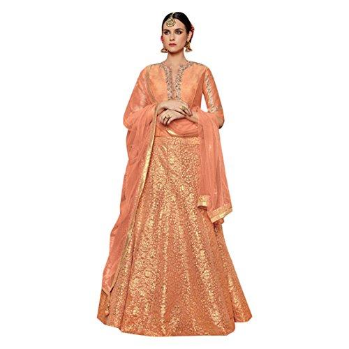 ETHNIC EMPORIUM dames bruid collectie lange anarkali suit Pakistani gebruik beurzen mulimische eid indiaanse jurk 2738 43481 zoals getoond