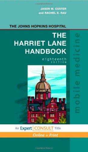 The Harriet Lane Handbook: Mobile Medicine Series, Expert...