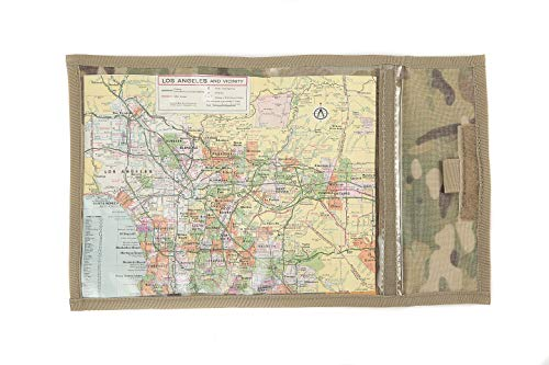 Raine Individual Map Case, Multicam