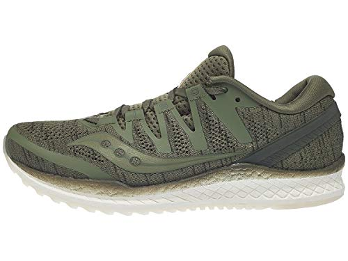 Saucony Men's Fitness Shoes, Green Olive Shade 41, 9 UK