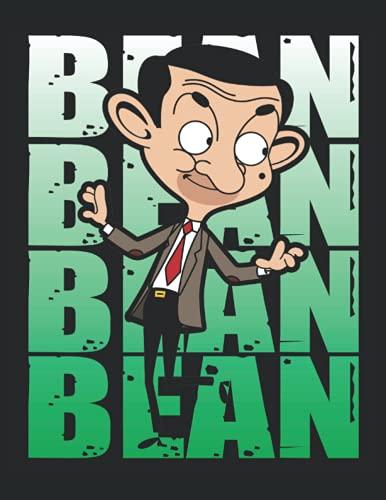 Bean Bean Bean: Notizbuch Komiker England lustig