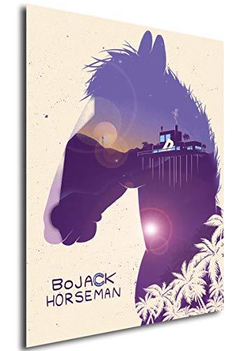 "Poster BoJack Horseman ""Landscape"" (A) - Formato A3 (42x30 cm)"