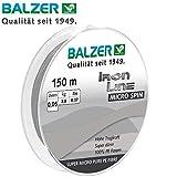 Balzer Iron Line Micro Spin 150m 0,05mm 3,8kg grau geflochtene Schnur