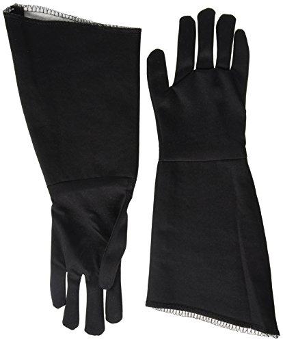 Forum Novelties Child Super Hero Gauntlet Gloves, Black