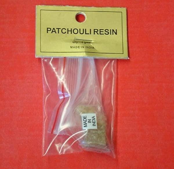 Patchouli Resin 5 Grams