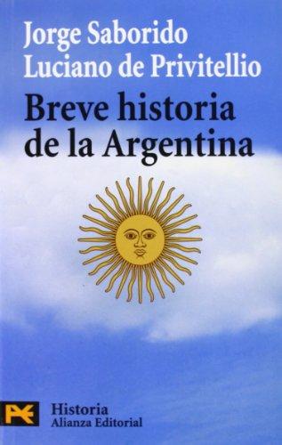 Breve historia de la Argentina (El libro de bolsillo - Historia)