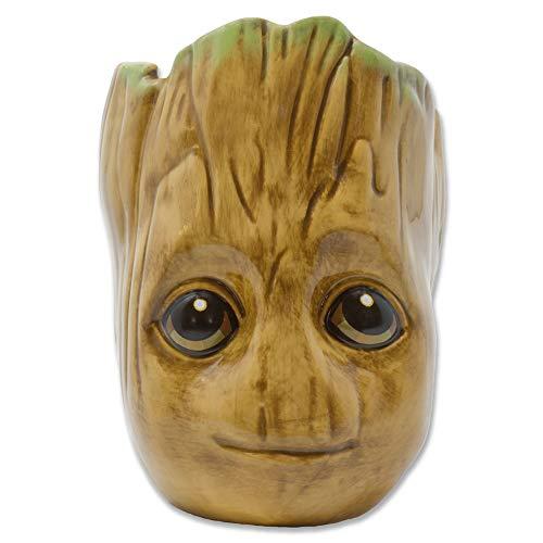empireposter Marvel Comics - Baby Groot - 3D Mug Keramik Tasse Becher - 450 ml