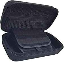 Perfk Carry Bag Case Nylon Shell Protective Storage Perfect For Switch