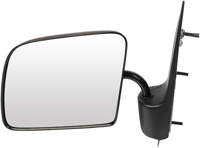 GDSMOTU Towing Mirrors Left Max 88% OFF Non-Heated Popularity Adjusted Compatibl Manual