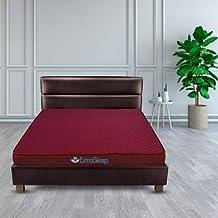 Extra Sleep Foam Mattress 4 inch Queen Size Comfort Soft Support, (72x60x4)