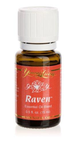 Young Living Ätherische Ölmischung Rabe (Raven), 15ml