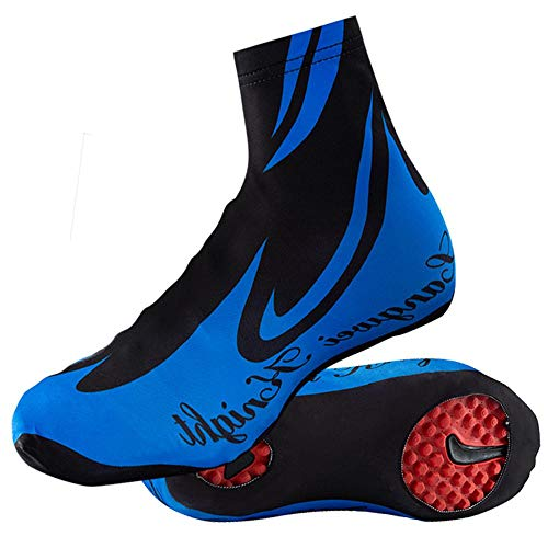 Hosdog Outdoor-Fahrradschuhe Abdeckung, leichte, rutschfeste, elastische Stiefel Überschuh mit...