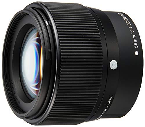 Sigma 56mm F1,4 DC DN Contemporary Objektiv (55mm Filtergewinde) für Canon EF-M Objektivbajonett