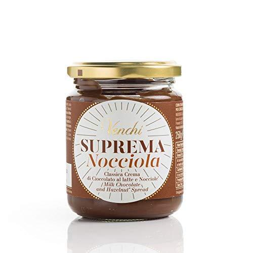 Venchi Crema Spalmabile al Cioccolato Suprema Nocciola 250g