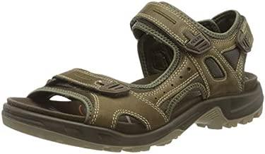 ECCO Men's Yucatan Sport Sandal, Sage, 42
