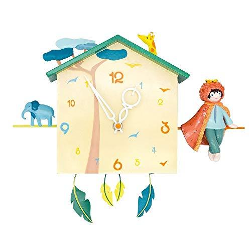 Horloge Alabonneheure Le Roi lion - L'Oiseau Bateau