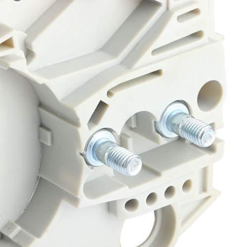Jacksing Cárter, cárter de Motosierra, cárter de Repuesto para Motosierra, para Motosierra Klein Leicht Praktisch Leicht Scie A Chain