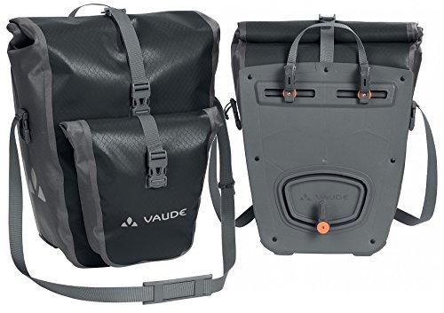 vaud Aqua Back Plus Single - eine Radtasche - Farbe Black (2017)