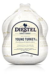Diestel, Whole Turkey, 16-18 lbs (Fresh)