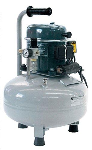 Compressore silenzioso a bagno d'olio Werther Sil-Air 50/24
