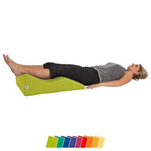 Sport-Tec Venenkissen Relax- und Wellnesskissen für Entspannung mit Bezug 67x55 cm