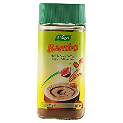 Bioforce Organic Bambu Instant Coffee Jar 200 g