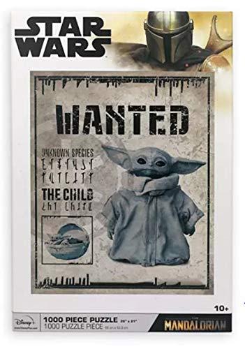 Puzzle Yoda marca Mandalorian
