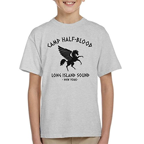 Percy Jackson Camp Half Blood Kid\'s T-Shirt