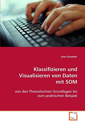 Klassifizieren und Visualisieren von Daten mit SOM: von den Theoretischen Grundlagen bis zum praktischen Beispiel