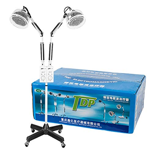 Why Choose GXLO Double Head TDP Heat Lamp, Infrared Light Therapy, Thermotherapy Muscle Pain Relief ...