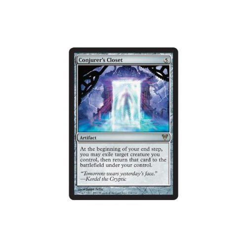 Magic The Gathering - Conjurer39;s Closet (214) - Avacyn Restored