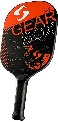 G2 Paddle (Orange/White)