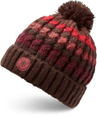 Dakine Emerson Beanie Rust Brown OS