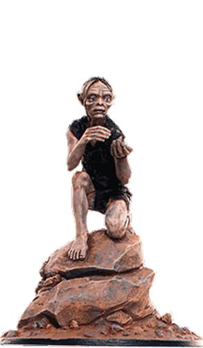 Lord of the Rings Figurine Collection Nº 95 Gollum