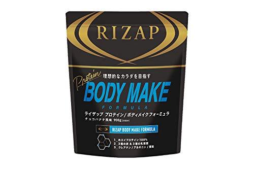 RIZAP ライザップ プロテイン フォーミュラ 30食 1袋 (チョコバナナ)