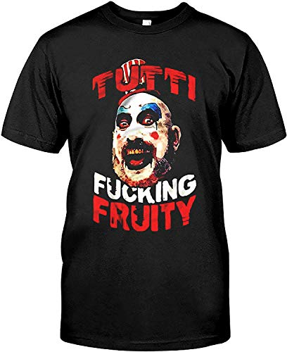 Halloween Tutti Fukin Fruity Horror Captain Spaulding Shirt Shirt