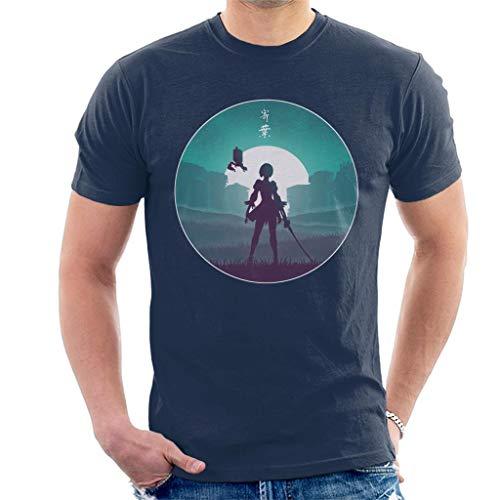 Cloud City 7 Battle Android Nier Automata Men's T-Shirt