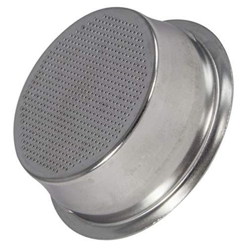 Filter (2 Tassen) 7313286069 kompatibel mit DeLonghi EC145, EC221B Siebträgermaschine