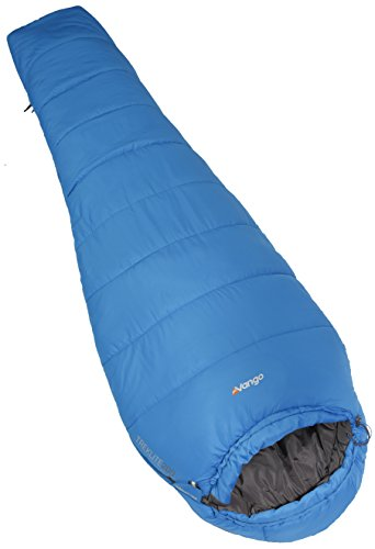 Vango Unisex treklite lichte slaapzak, Imperial Blue