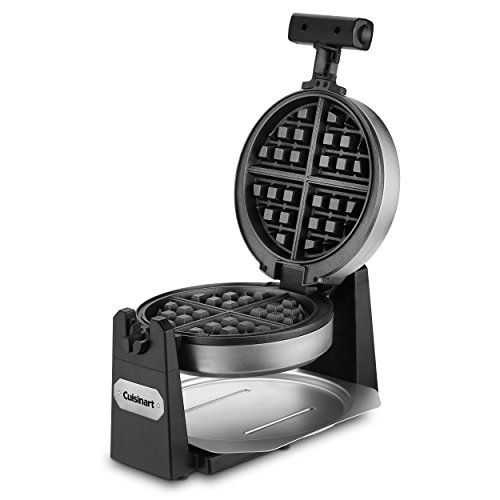 Cuisinart WAFF10 Maker Waffle Iron Single Stainless steel