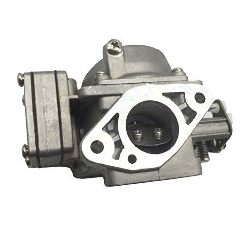 Toygogo Conjunto de Carburador de Carbohidratos para Motor de Barco para Motor Fueraborda de 2 Tiempos Tohatsu 5HP 36903-2002M 369-03200-2