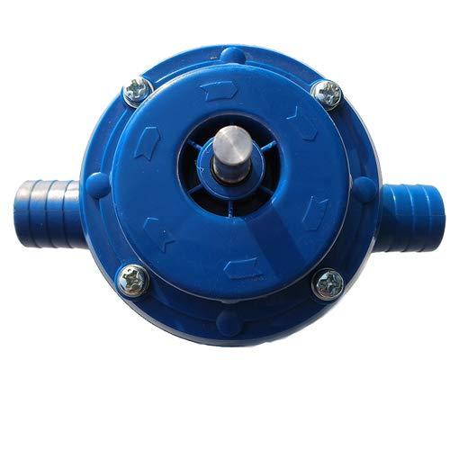 Hand Bohrpumpe Micro Self-Priming Pumpe DC Pumpe Selbst Grundier-Zentrifugalpumpe Haushalt Kleine Pumpe