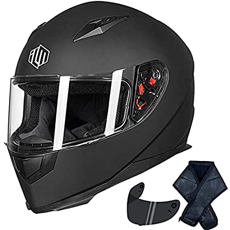 ILM Full Face Motorcycle Helmet Review